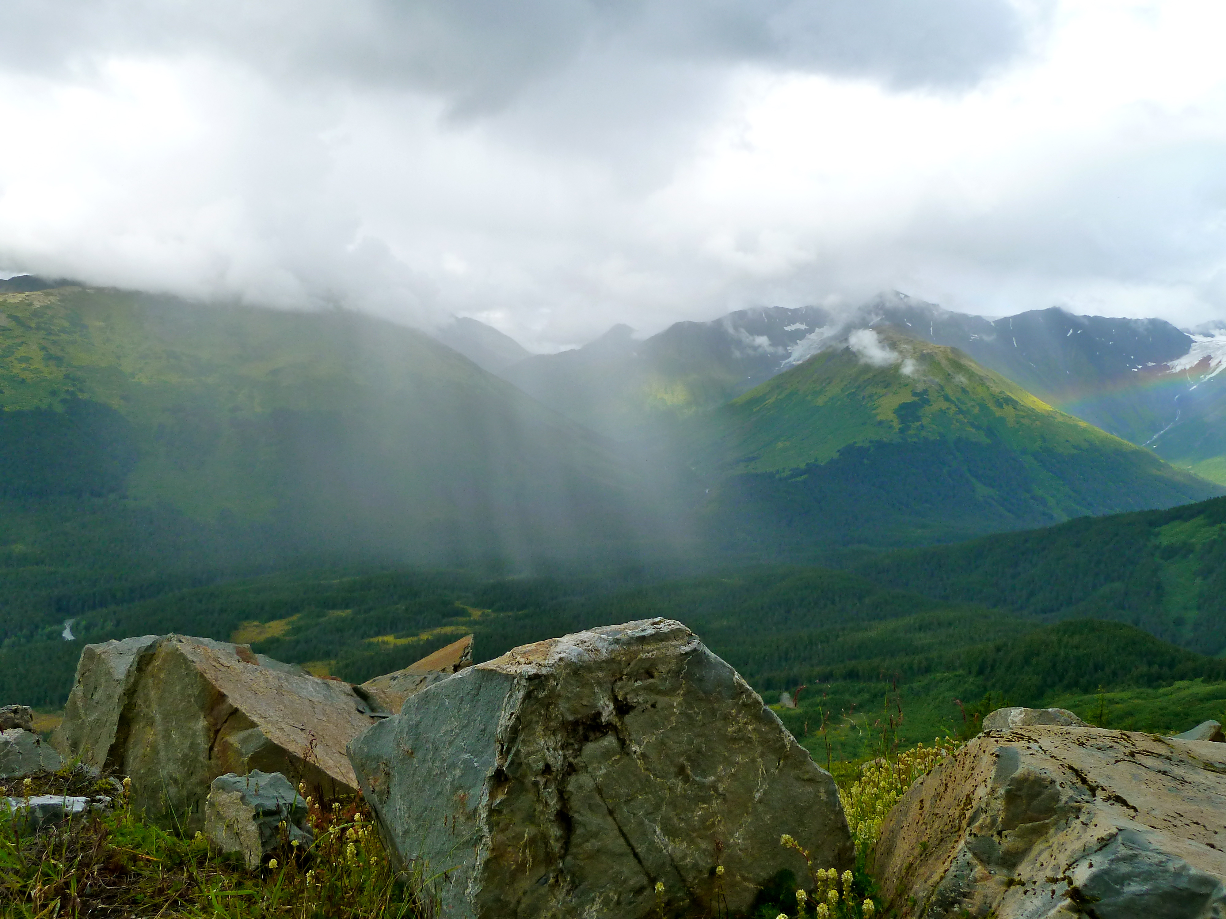 Get Your Summer Mountain High In Girdwood And Alyeska Resort