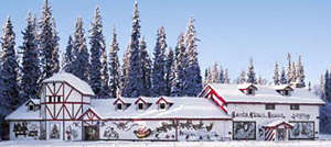 Santa Claus House Believe In North Pole Alaska Ak On